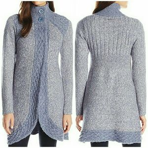 Prana Angelica duster sweater
